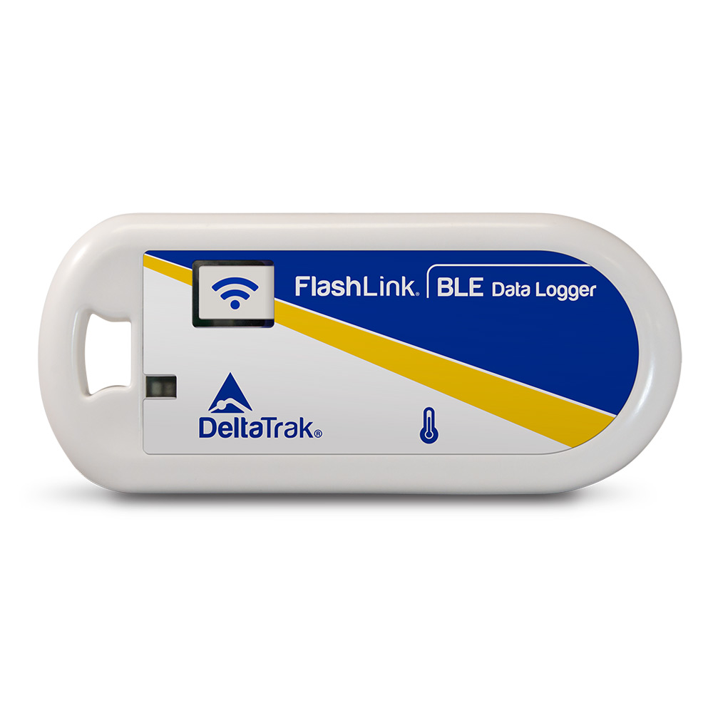 Data Loggers Deltatrak Flashlink 40900 Ble Bluetooth Low Energy Pic Temperature Logger