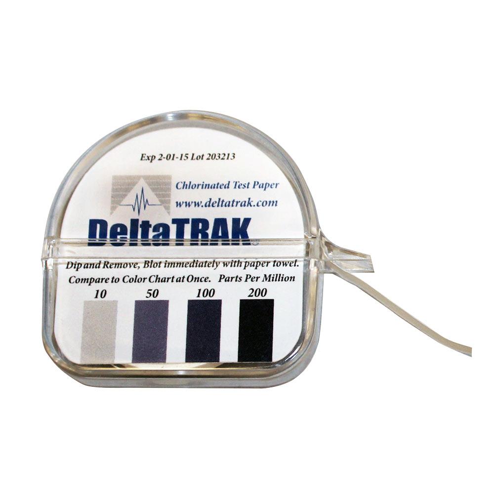 DeltaTrak 50014 Chlorine Test Papers